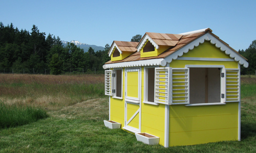4x8 playhouses